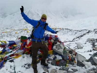 Trøbbel mot Everest