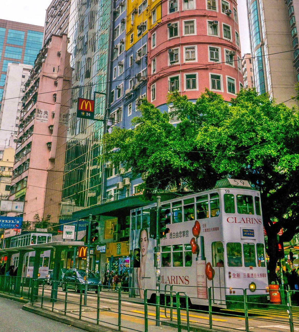Hong Kong trikk