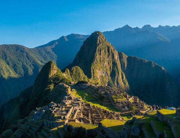Dette er Machu Picchu – eller?