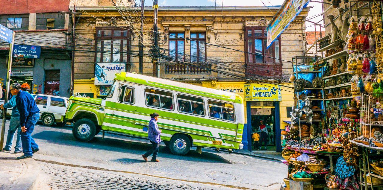 Buss La Paz