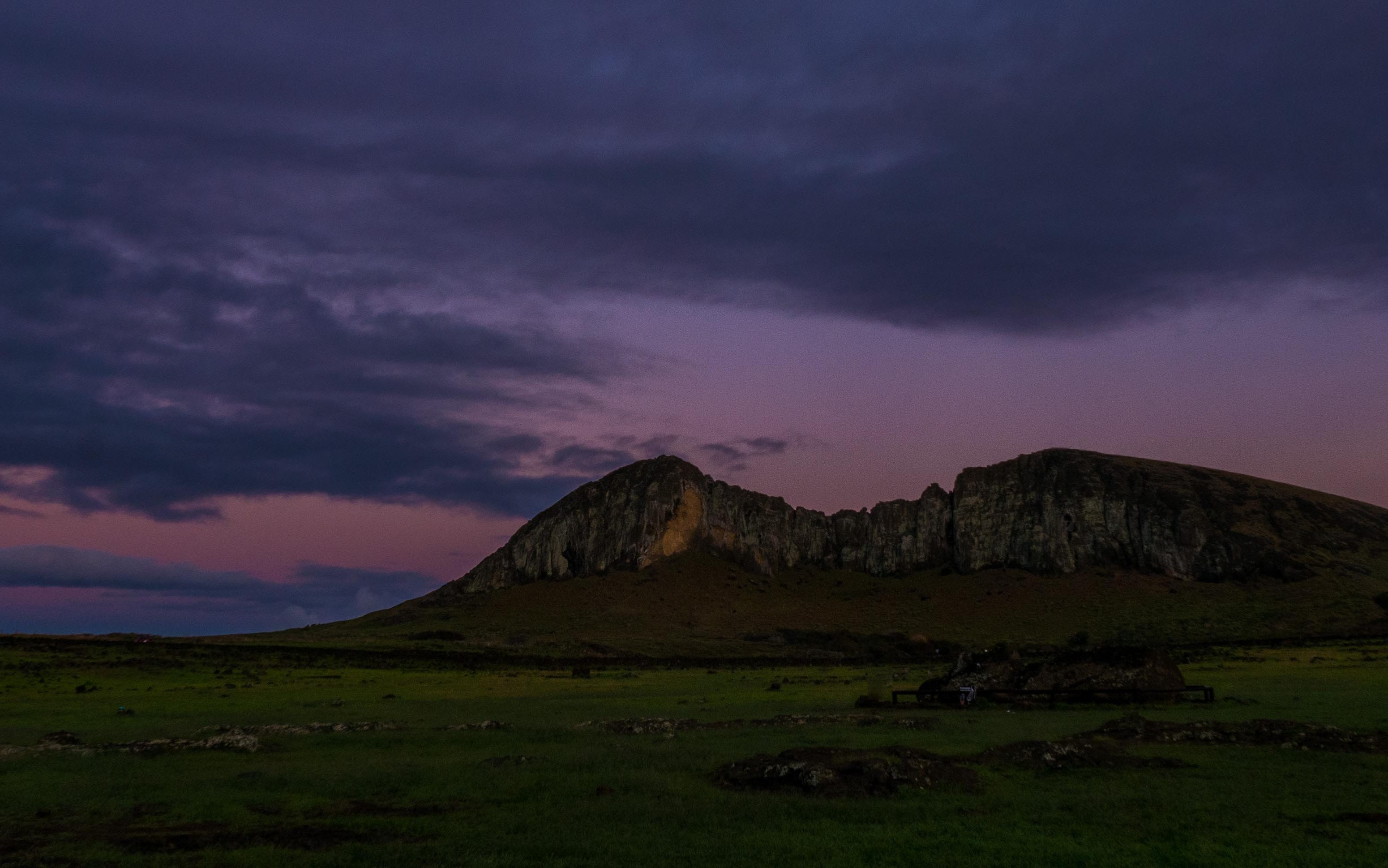 Rano Raraku Påskeøya
