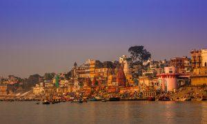 Varanasi – der hinduene brenner sine døde