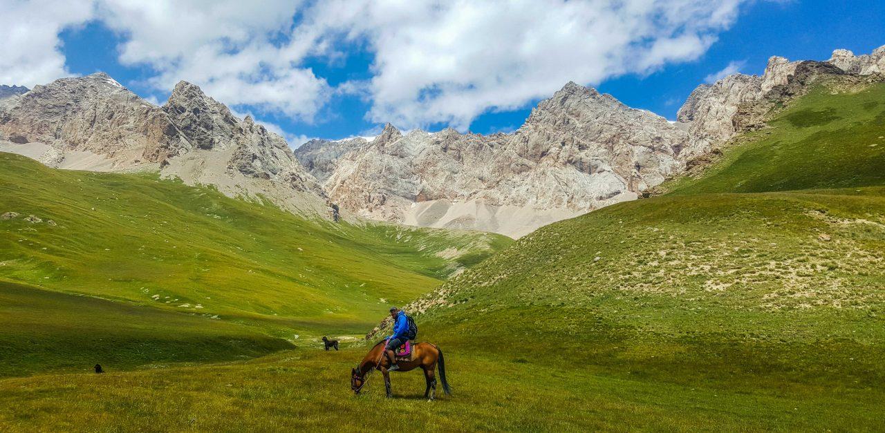 Hest Köl-Suu Kirgisistan