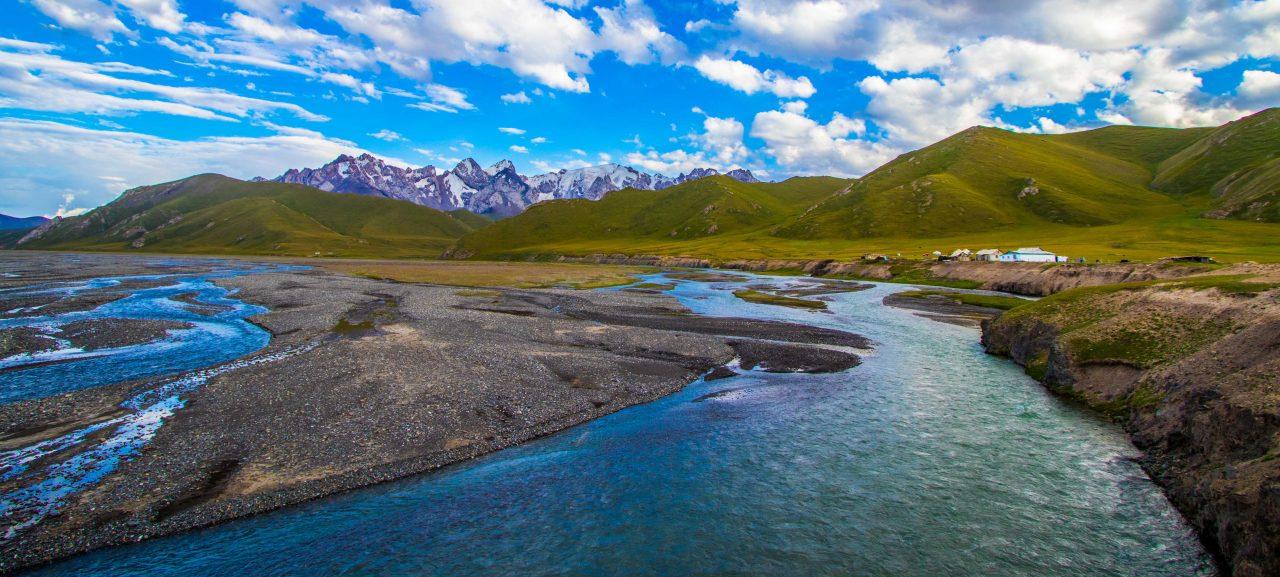 Köl-Suu Kirgisistan