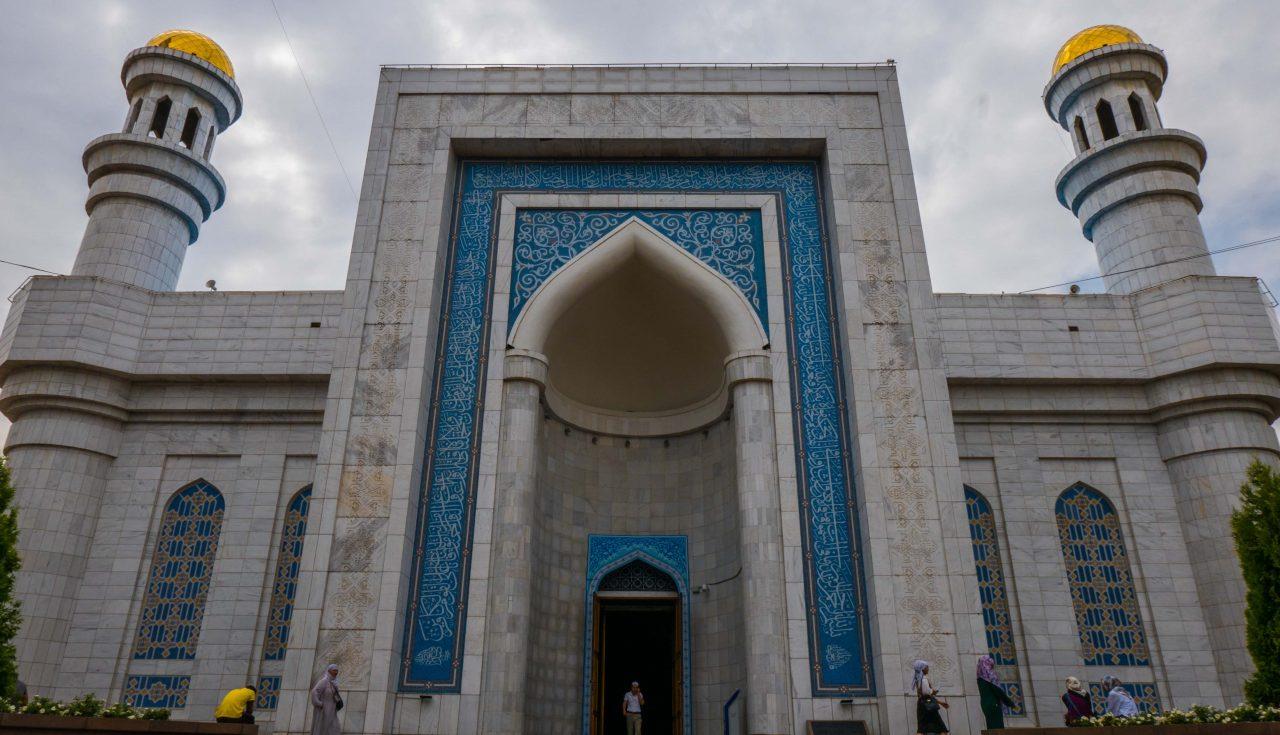 Sentralmoskéen Almaty