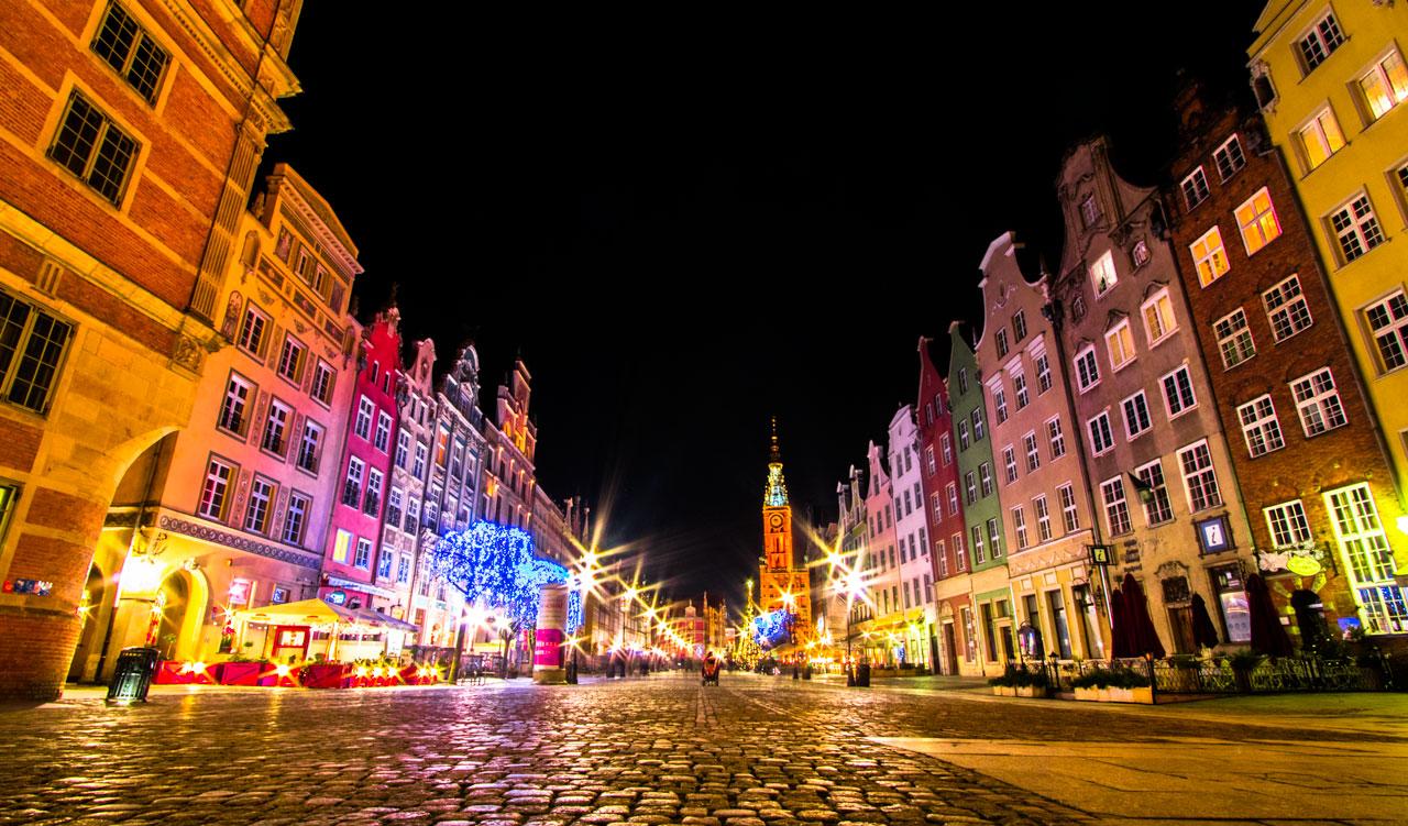 Długi Targ i Gdańsk