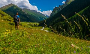 10 grunner til å reise til Kirgisistan