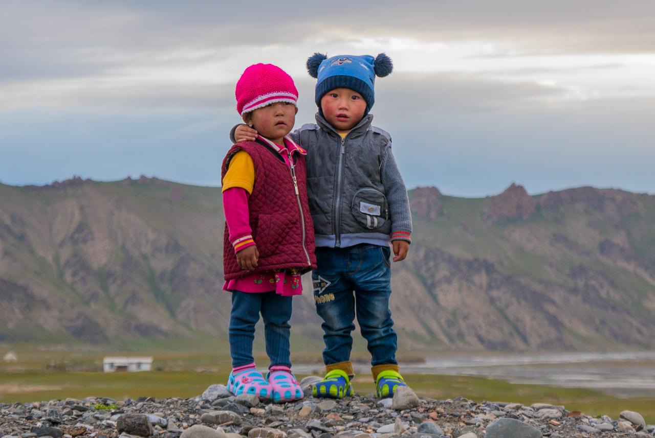 Barn Kirgisistan