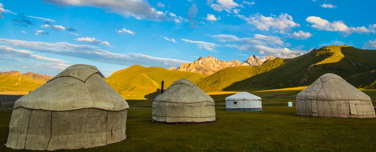 Yurt Kirgisistan