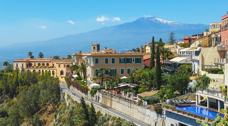 Taormina og Etna, Sicilia