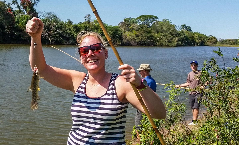 Fisketur Pantanal