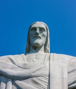 Kristusstatuen Rio de Janeiro