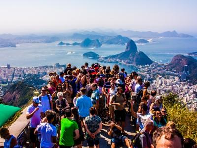Da vi møtte Jesus i Rio de Janeiro