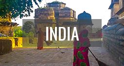 Reiseguide India