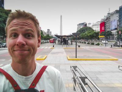Forsøkt ranet i Buenos Aires