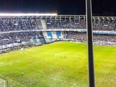På hatoppgjør i Buenos Aires
