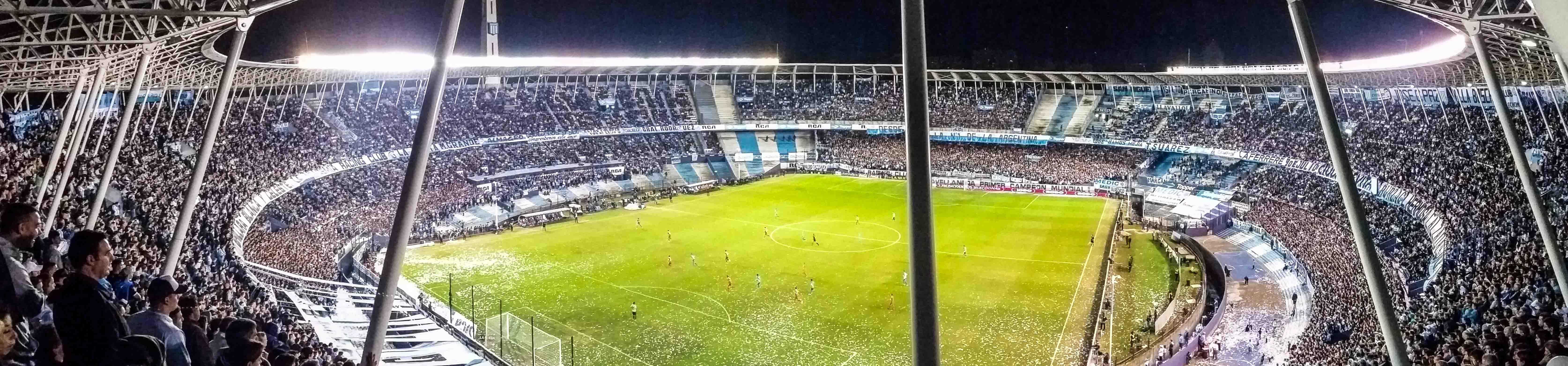 Estadio Presidente Juan Domingo Perón, Derby de Avellaneda, Buenos Aires