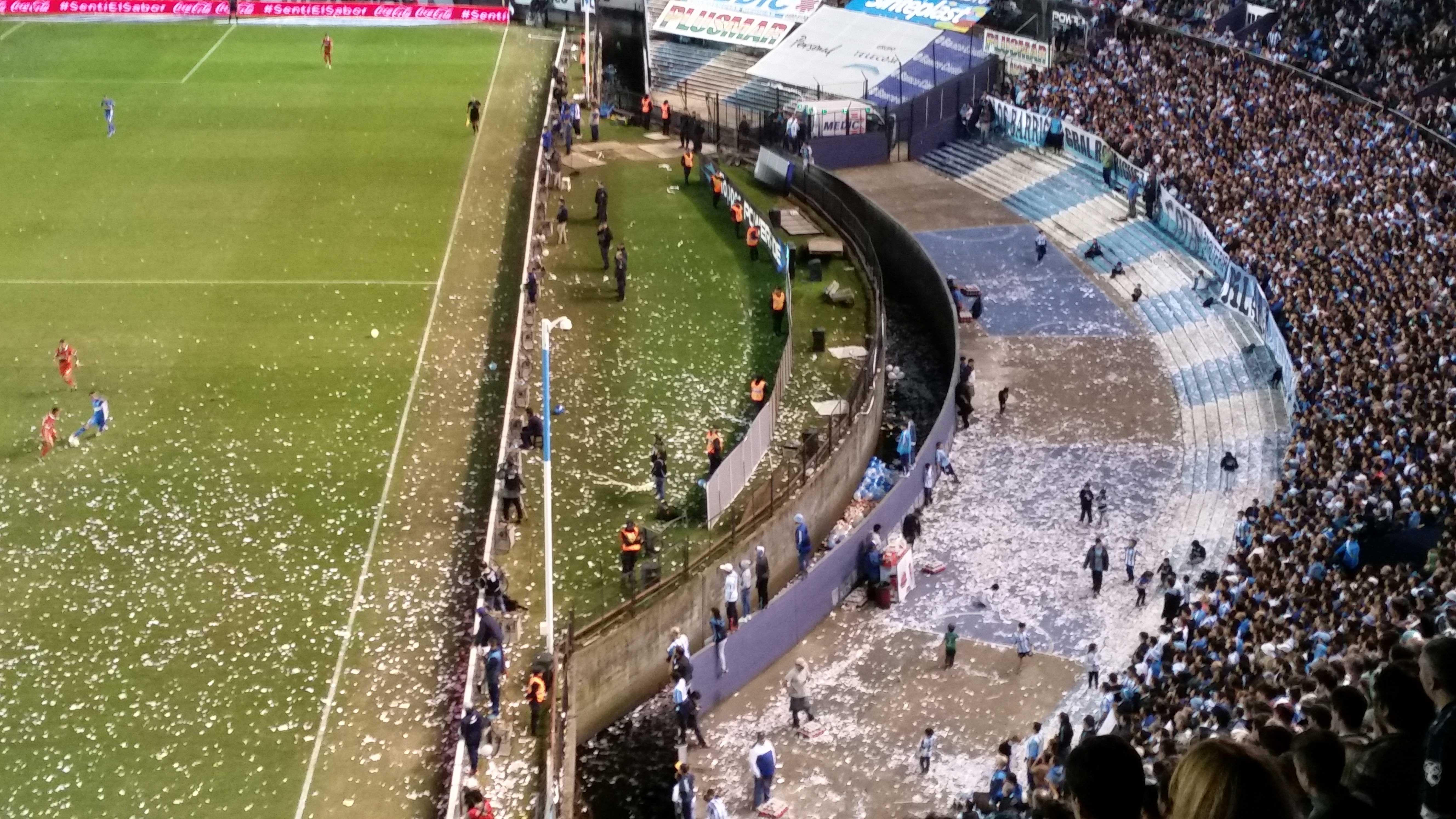 Derby de Avellaneda Buenos Aires