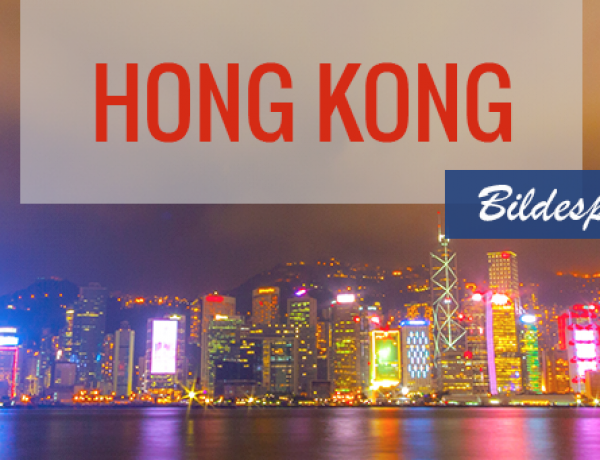 Bildespesial: Hong Kong