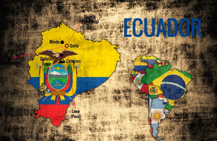 Reiserute-Ecuador