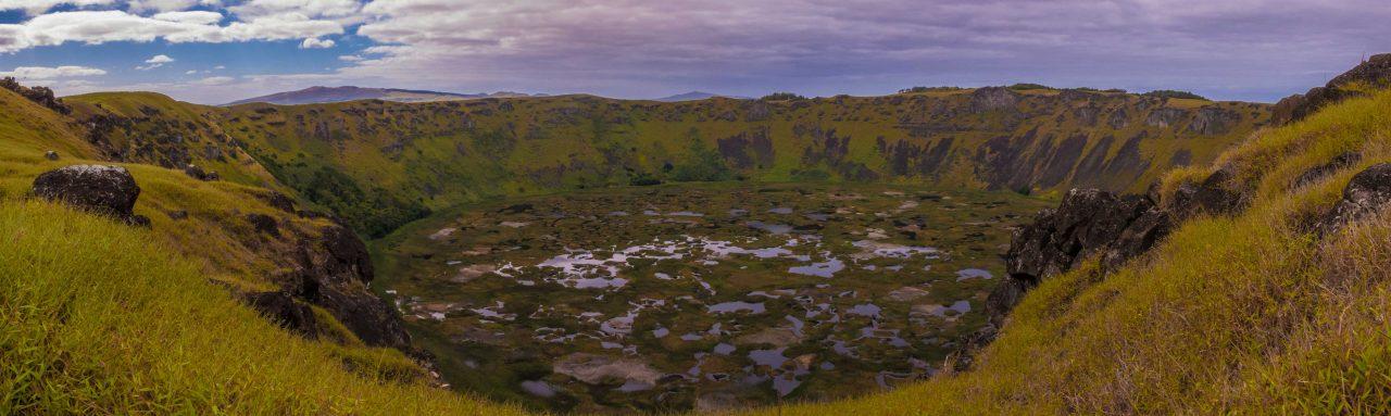 Rano Kau Påskeøya