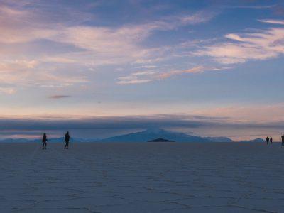 Salar de Uyuni – verdens største saltslette