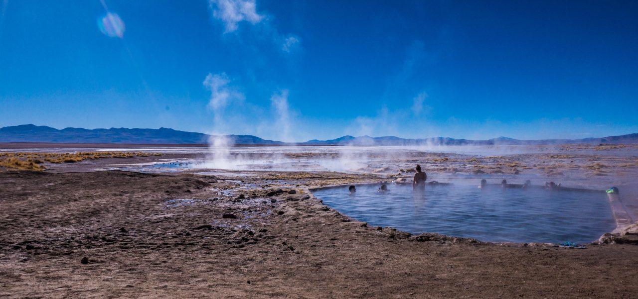 Hot Springs Atacama
