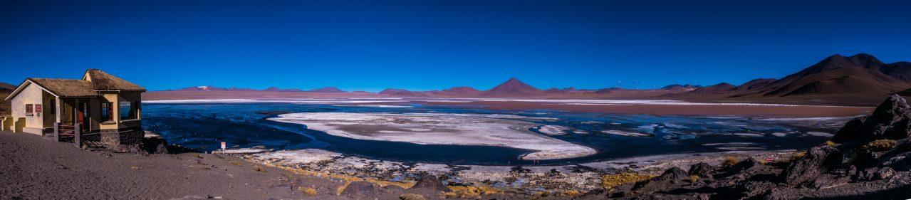Laguna Colorada Atacama