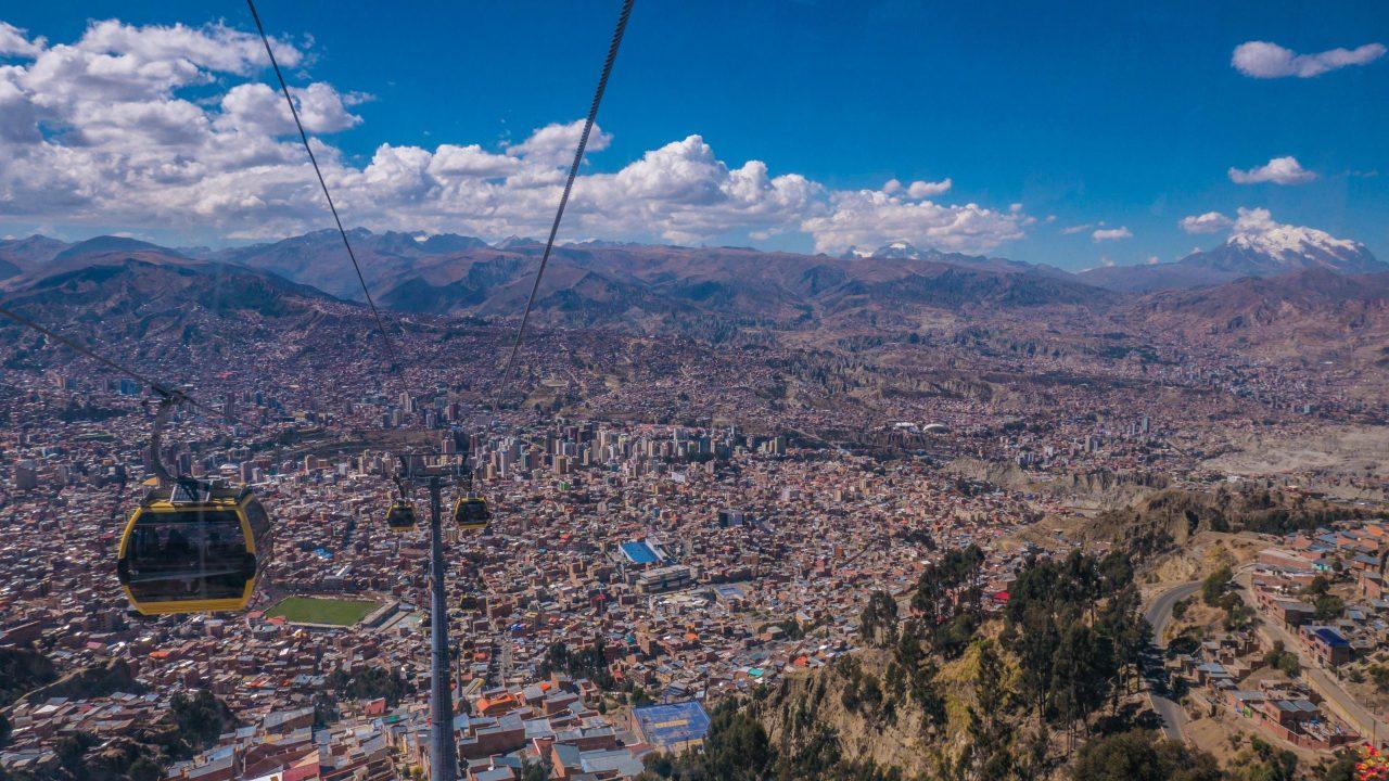 Mi Teleferico La Paz