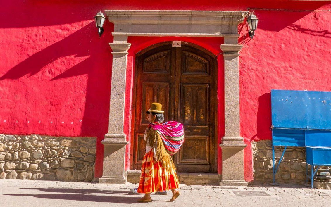 Cholita La Paz
