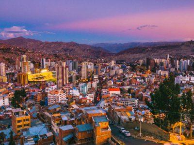 La Paz: Bolivias og Sør-Amerikas rareste storby