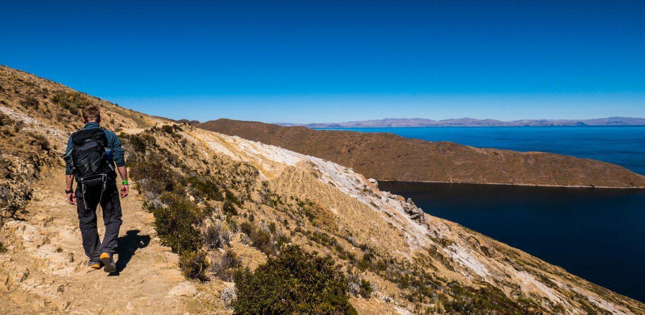 Isla del Sol Titicacasjøen