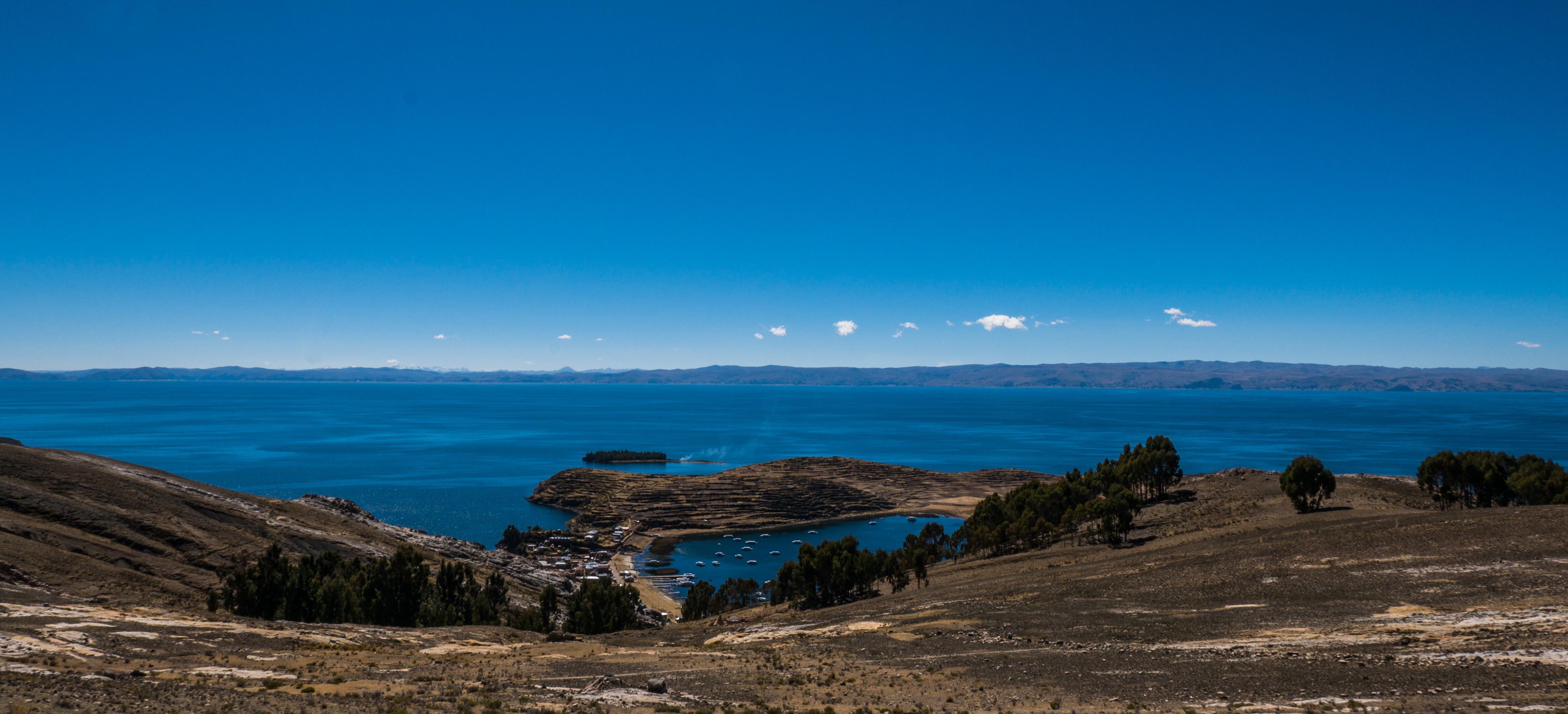 Challapampa Isla del Sol Titicacasjøen