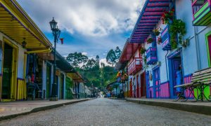 Salento – perlen i Colombias kaffedistrikt
