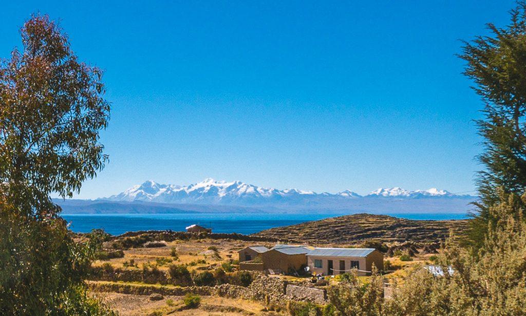 Isla del Sol, Titicacasjøen, Bolivia