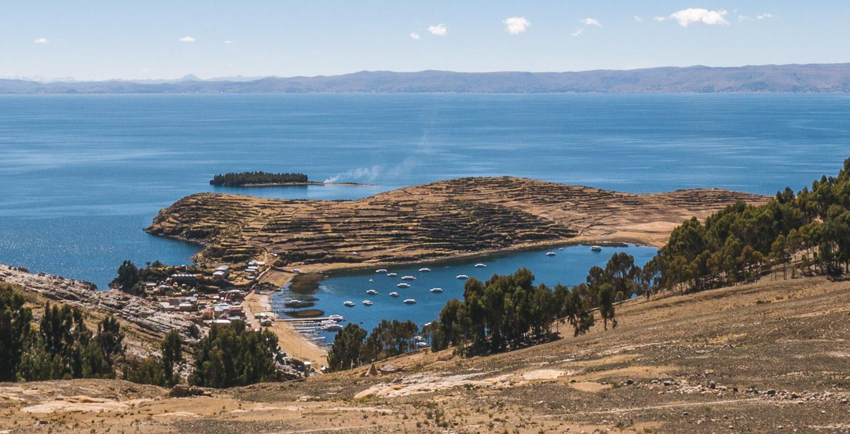 Challapampa, Isla del Sol, Bolivia