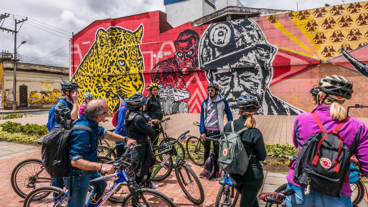 Bogotá Bike Tours