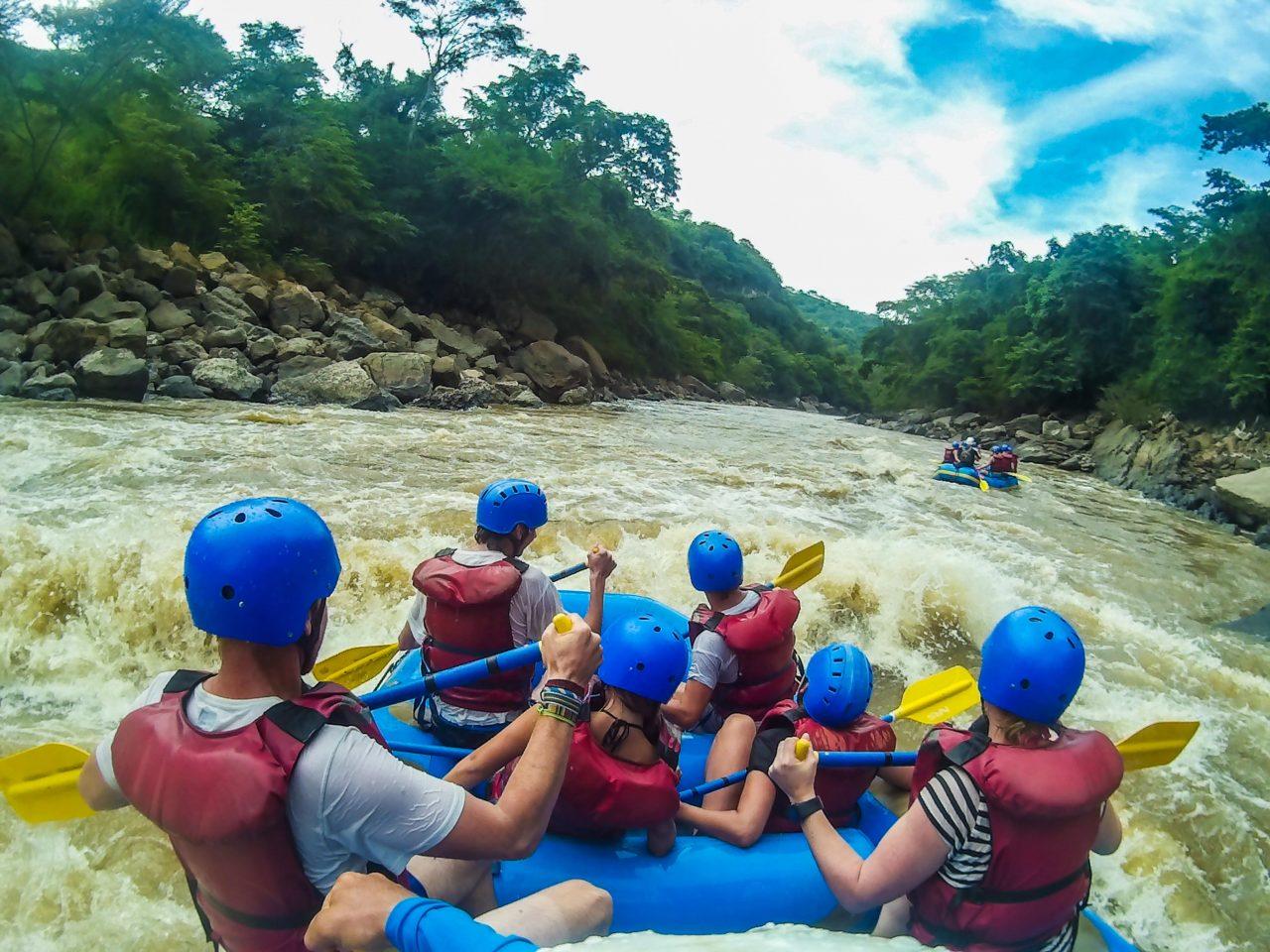Rafting Rio Suarez San Gil