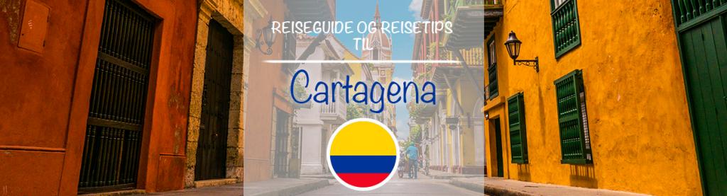 Cartagena reiseguide og reisetips