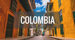 Reiseguide Colombia