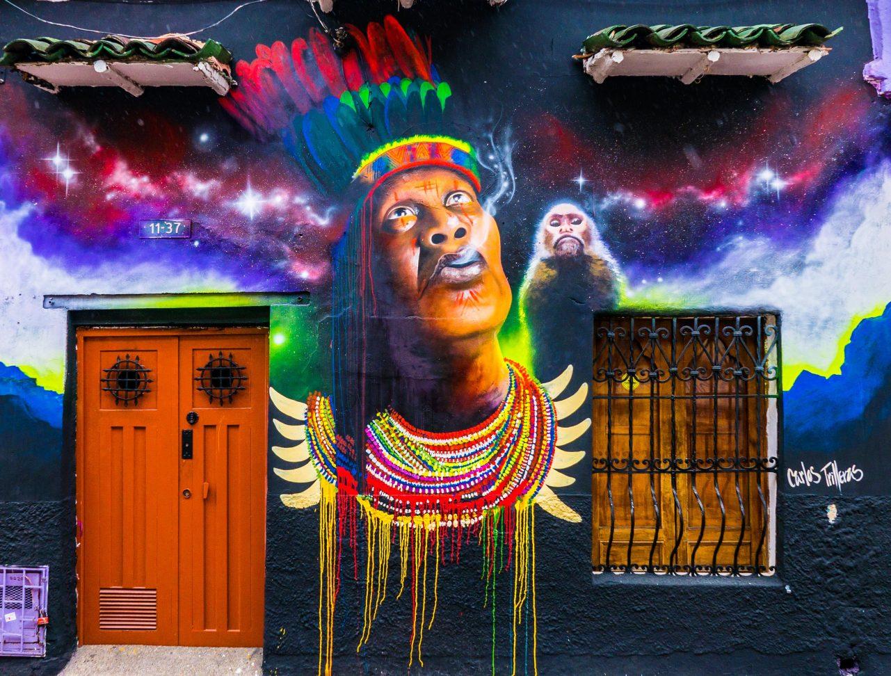 Graffiti Bogota