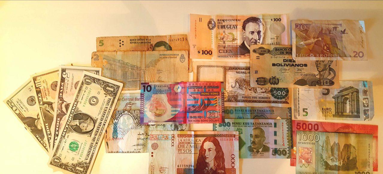 Sparing og penger