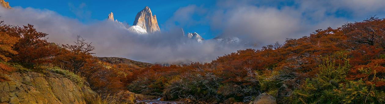 Tre mnd i Sør-Amerika