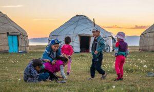 Stor bildespesial: Kirgisistan