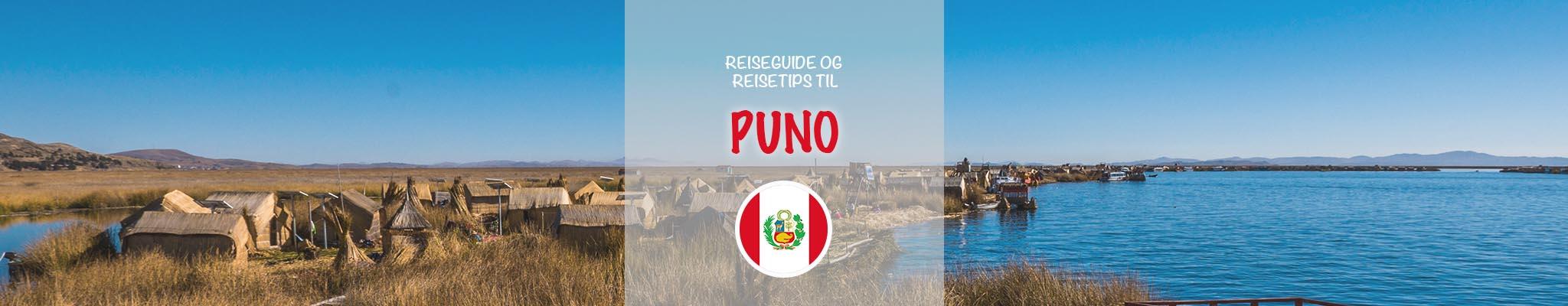 Reiseguide og reisetips til Puno