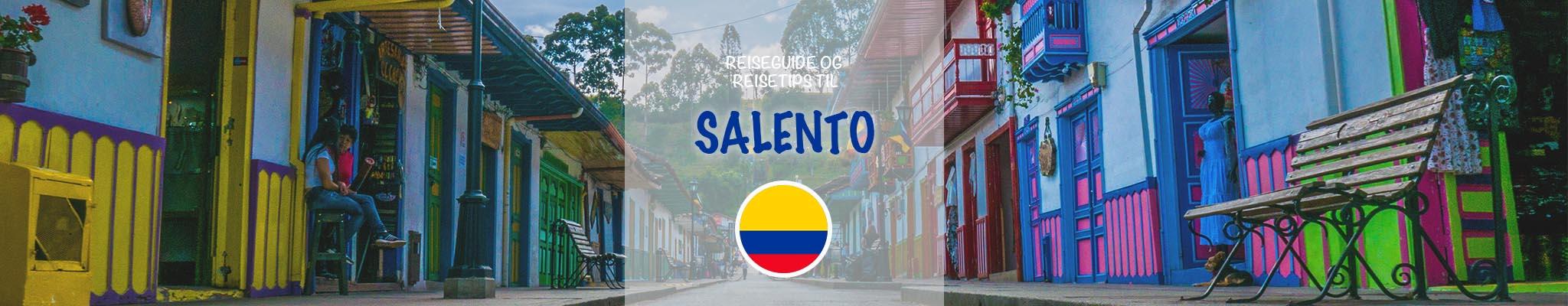 Reiseguide og reisetips til Salento