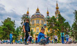 10 ting å gjøre i Almaty