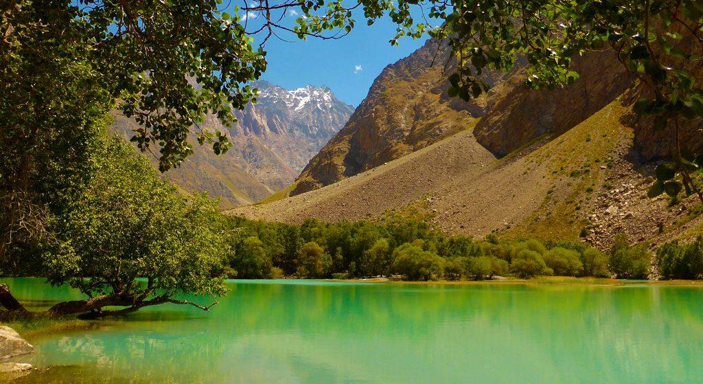 Jisev-dalen Tadsjikistan