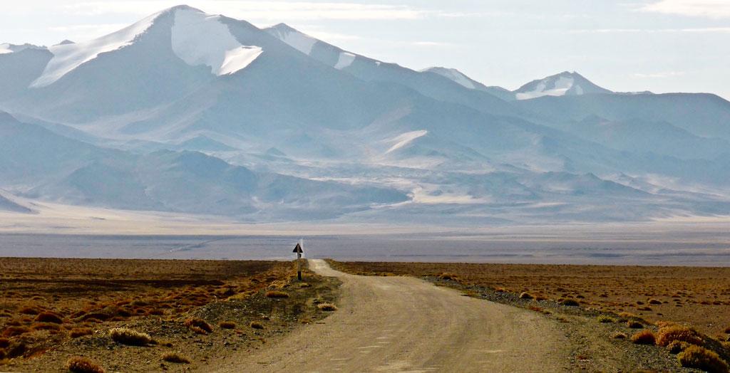 Pamir Highway Tadsjikistan