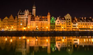 Gdańsk – perlen ved Østersjøen